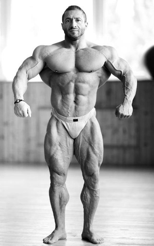 nude Ifbb bodybuilding